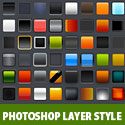56 Photoshop Layer Styles