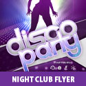 Night Club Flyer Template PSD