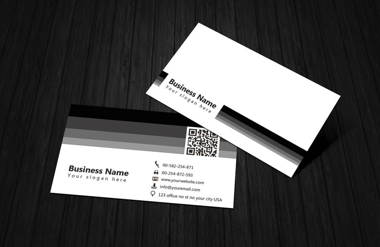 150 free business card mockup psd templates download psd 150 free business card mockup psd templates work visiting card vertical unique reheart Images