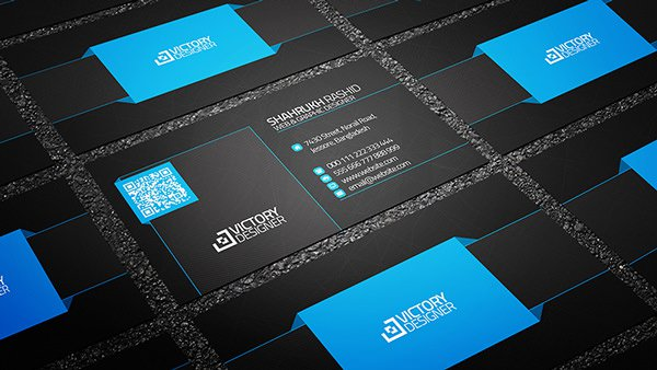 Code-Corporate-Business-Card