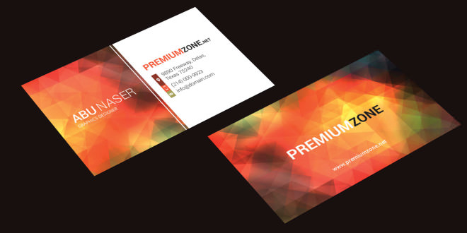 Colorful-Clean-Business-Card