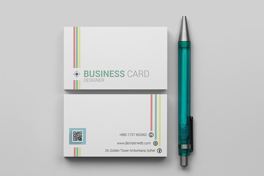 150 free business card mockup psd templates download for Queue cards template