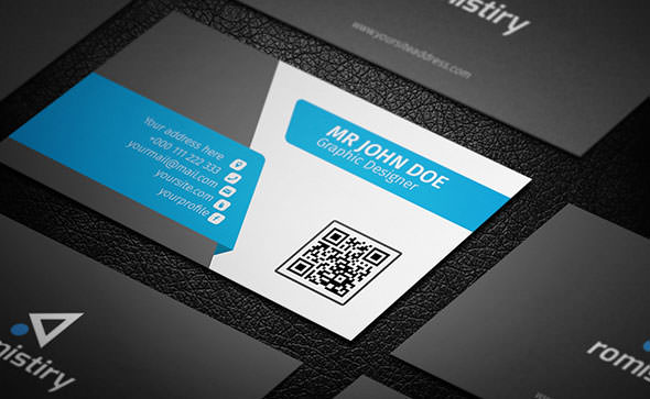 Free-Corporate-Business-Card-Template-For-Download