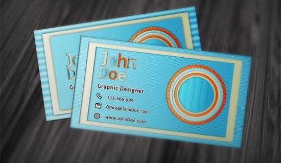 GFX-Design Business Card