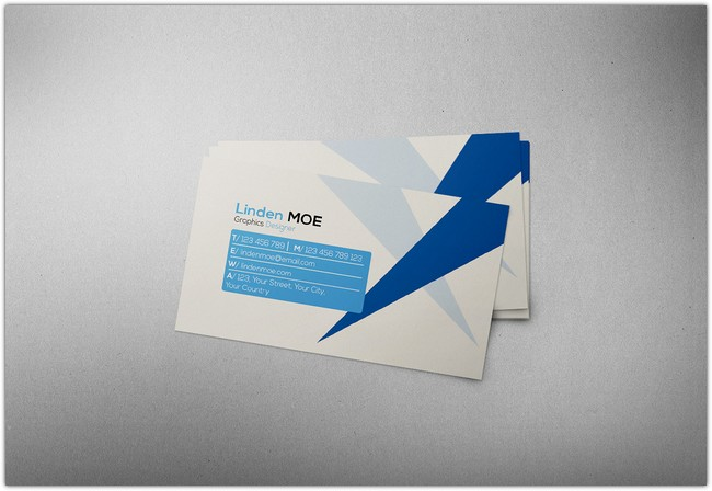 Simple Business Card (Freebie)