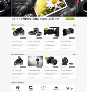 Camera Store Ecommerce Template PSD www wordpress ecommerce Website Template website psd template Website Layout Website webpage Web Template Web Resources web page Web Layout Web Interface Web Elements Web Design Web User Interface UI Template Tech Store Shopping Resources Psd Templates PSD template Gadgets Elements ecommerce template ecommerce psd template eCommerce Camera