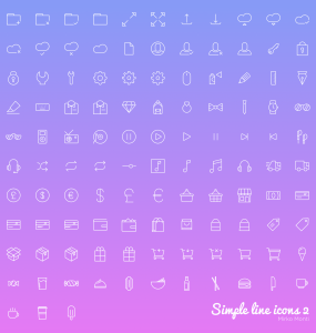 100 Simple Line Icons Set for Web and UI Design Web Resources Web Elements Vector User unique svg icons SVG Stylish Resources Radio Quality PSD Icons PSD file PSD PNG Icons Player PDF pack original new Music Modern line icons line Layered PSDs Layered PSD Icons Icon PSD Icon Graphics gear Fresh Freebies Free Resources Free PSD Free Icons Free Icon free download Free Finance EPS Elements Download dollar detailed Design Creative Cloud Clean Cart Buttons .png