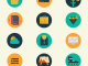 110 Flat Colorful Circle Icons Pack PSD windmill Web Resources Web Elements unique UI elements UI Stylish set round Resources Quality PSD Icons PSD file PSD popcorn pack original new Modern meroo Layered PSDs Layered PSD Icons Set Icons Icon PSD Icon Graphics Fresh Freebies Free Resources Free PSD Free Icons Free Icon free download Free flat style flat psd flat icons set flat icons Flat Fire Elements eCommerce download free psd Download detailed Design darts Creative Colorful Clean city Circle chicken