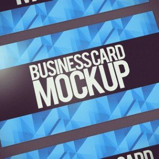 150+ Free Business Card Mockup PSD Templates