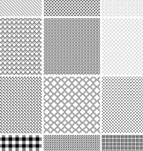 20 Seamless Pixel Photoshop Patterns Pack UI elements, UI, Tiny, striped, stripe, squares, set, seamless, pixel pattern, Patterns, Pattern Set, Pattern, pat, pack, Graphic, free download, Free, fine, diagonal, brick,