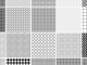20 Seamless Pixel Photoshop Patterns Pack UI elements UI Tiny striped stripe squares set seamless pixel pattern Patterns Pattern Set Pattern pat pack Graphic free download Free fine diagonal brick