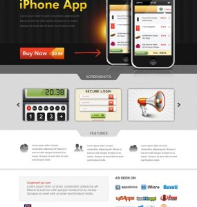 iPhone App website template PSD website PSD templates, Website Layout, Website, Web Template, Web Layout, Web Design, Psd Templates, PSD Sources, psd resources, PSD images, psd free download, psd free, PSD file, psd download, PSD, Layout, Layered PSDs, iPhone Application, iPhone App website template, Iphone, Free PSD, download psd, download free psd, Dark Theme, Applicaion, Apple, App Template, App,