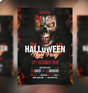 Halloween Party Invitation Flyer PSD Template Zombie Party, zombie night, zombie, witch, vampire, Tree, thriller party, thriller, themed, Theme, Texture, spooky, spider, skull face, sexy party, sexy halloween, Scary, rave, pumpkins, Pumpkin, Poster, photoshop psd, party flyer, Party, pack, october, nightmare, nightclub, night party, Night Club, Night, moonlight, moon, monster, minimal halloween, Light, jack, invitation, house music, house dj, hot halloween, horror night, Horror, Holiday, hip-hop, hell, Haunted House party, haunted house, haunted castle, haunted, happy halloween, hands, halloween poster, Halloween Party Flyer, halloween party, halloween Night, halloween flyers, halloween flyer, halloween fb cover, halloween design, Halloween carnival, halloween bash, halloween 2015, Halloween, Graphics, ghosts, ghost party, Ghost, full moon, Forest, flyer template, flyer party, Flyer, Fire, fest, fall party, evil pumpkin, Event, Drinks, drink halloween, drimerz, Disco, devil, decor, Dead, Dark, dance music, Cover, costume party, concert, club artist, Club, celebrations, Celebration, carnival, Card, Blood, black halloween, bats, bat, bash nightclub, bash, Bar, Background, Artist,