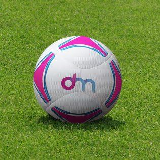 Football Mockup Free PSD