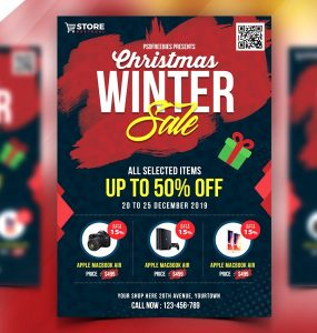 Free Christmas Sale Flyer Template PSD Xmas X-MAS winter sale Winter White weekend sale weekend web banners Web Vintage universal Typography thanksgiving day Template Tag Tablet supermarket flyer supermarket stores Store special Social Media snowfall Snow Shopping Bag Shopping Shop Service season saving save money sales sale november sale flyer template sale flyer Sale Banner Sale rock retail Red PSD template PSD promotions promotional promotion poster Promotion promoted promote promo Professional products product promotion product flyer Product Print template print ready Print price cut Price Poster postcard Post Card Photoshop Party pamphlet online store online deals Online offerd offer off november new year sale New Year Modern mobile accessories flyer mega sale marketing market flyer market mailing magazine ad low price Layered laptop flyer label item Iphone invite mailing invite invitation household appliances home hardware Holidays Holiday great sale Gift friday big sale friday Freebie Free PSD Free flyer bundle Flyer Flat Design festival fashion sale Fashion Facebook Event Electronic store electronic flyer discount flyer Discount Design deals deal day Dark cyber monday customized color cristmas sale Creative Cover Commercial commerce clothes sales clearance sale clearance Clean christmas sale Christmas Celebration catalog Card campaign Business Blue blackout black friday Sale flyer black friday poster black friday flyer black friday Black big sale big best buys best Banner Bag Background appliances Advertising flyer Advertising advertisement advertise Advert ad A4 flyer PSD a4 flyer