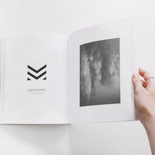 Free Open Book Mockup Template PSD