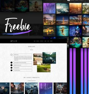 Personal Portfolio Website Templates