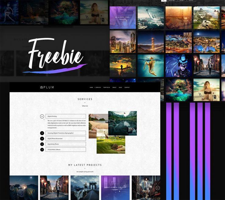 Personal Portfolio Website Templates