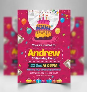 Birthday Flyer Template PSD Template, School, save the date, Print, postcard, Post Card, party poster, party invitation, party flyer, Party, newborn, Modern, kindergaten, kindergarten, kids poster, Kids Playground, kids party flyer, kids party, kids invitation, kids flyer, kids birthday flyer, kids birthday, Kids, kid, invite, invitation template, invitation design, invitation card, invitation, inviatation template, Happy, greeting card, greeting, Graphic, free flyer template, free flyer, flyer template psd, flyer template, flyer psd, flyer design, Flyer, first birthday, family, event flyer, Event, entertainmet, Dinner Party, creativity, Creative, Colour, colorfull, Colorful, children, child, ceremony, Celebration, celebrate, Cartoon, card invitation, Card, Candy, cake, birthday poster, birthday party, birthday kids, Birthday invite, birthday invitation, birthday flyer template, birthday flyer psd, birthday flyer design, birthday flyer, birthday event, birthday card, birthday cake, birthday bash, Birthday, birth date, birth, bday bash, bday, bash, Banner, balloons, balloon, baby card, Baby Announcement, baby, auction, announcement, anniversary flyer, anniversary, age,