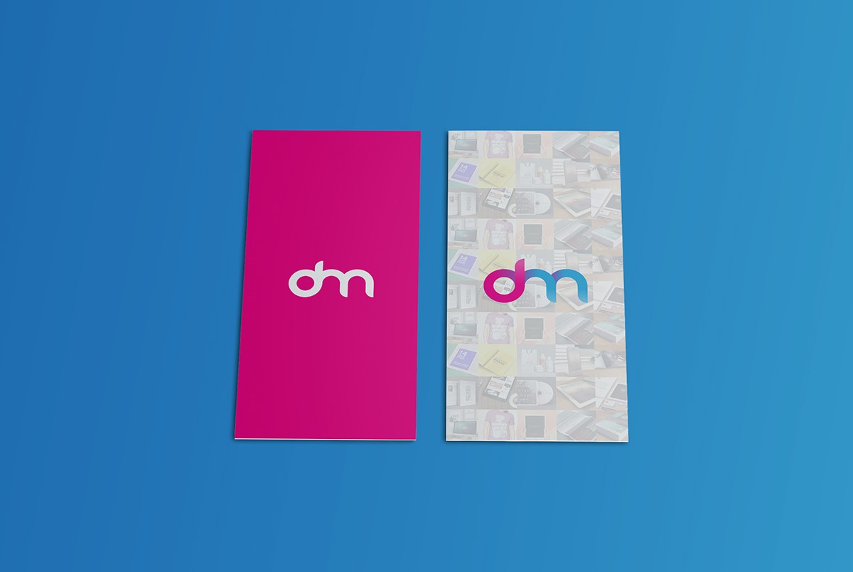 DL Flyer Mockup Free PSD - Download PSD