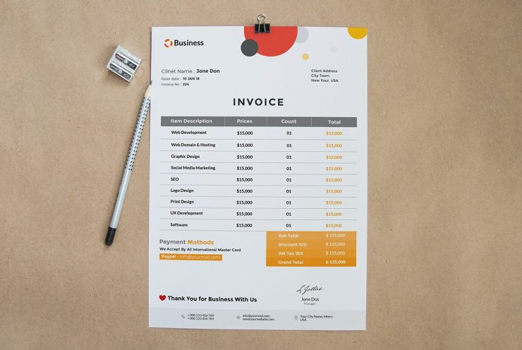 Free Invoice Template PSD simple invoice, purchase invoice, PSD, Professional, Print template, Print, invoice template, invoice psd, invoice pages, invoice minimal, invoice design template, invoice design, invoice bill, invoice, Graphic, Freebie, Free PSD, free invoice template, free invoice psd, free invoice, Free, elegant invoice, download psd, Download, creative invoice, Creative, corporate invoice, company invoice, colorful invoice, Colorful, client invoice, clean invoice, business invoice template, business invoice psd, business invoice, Business, blank invoice template, blank invoice, billing, bill, a4 invoice template, a4 invoice psd, a4 invoice, a4,