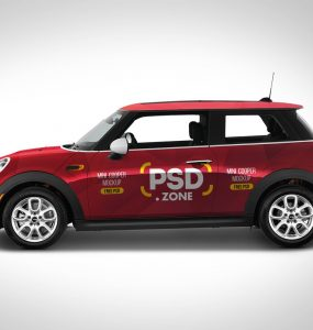 Free Mini Cooper Mockup PSD Wrap, vehicle mockup, vehicle branding, Vehicle, transportation, psd mockup, PSD, paint mockup, mockup template, mockup psd, Mockup, mock-up, mini cooper wrap, mini cooper mockup, Logo, Freebie, Free PSD, free mockup, Download, car paint, car mockup, car branding, car, Branding Mockup, branding,