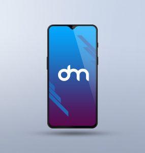 Free OnePlus 6T Mockup PSD
