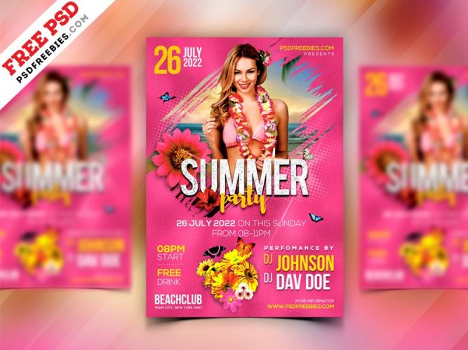 Summer Party Flyer Template PSD Woman, weekend party, Template, summer vintage flyer, summer template, summer poster, summer party poster, summer party flyer template, summer party flyer, summer party, summer night, summer holiday, summer flyer, summer cocktail, summer break, summer beach party, summer beach, summer bash, Summer, Spring Summer Party, Spring Summer Bash, Spring Party, Spring Festival, spring break, season, psd flyer, PSD, Print template, print ready, Print, Poster, party poster, party invitation PSD, party flyer template, party flyer psd, party flyer, Party, parties, outside, nightclub, night club flyer template, night club flyer, Night Club, new year party invitation, music flyer, invitation, house dj, holiday party, Holiday, Free PSD Template, free psd flyer, Free PSD, free flyer template, free flyer, flyer templates, flyer template psd, flyer template, flyer psd, flyer design, Flyer, event poster, event flyers, Event Flyer PSD, Event, Download, dj promote, disco party, disco flyer, Design, dance flyer, creative poster, creative Flyer PSD, creative flyer, concert, cocktail flyer, club flyers, club flyer template, club flyer, Club, Celebration, caribbean, Birthday, beautiful flyer, beach party poster, beach party flyer, beach party, beach flyer, beach, Bar, anniversary party, anniversary, Advertising flyer, a4 flyer,