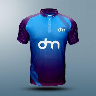 Sport Jersey Mockup PSD