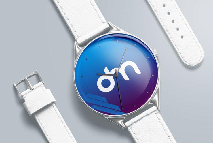 Wrist Watch Mockup