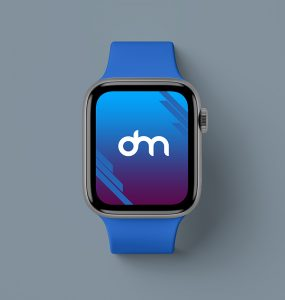 Free Apple Watch Series 5 Mockup PSD
