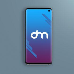 Animated Smartphone Mockup PSD