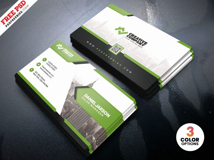 Designer Business Card Design Template