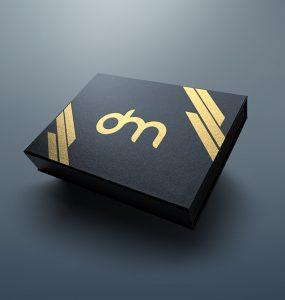 Premium Box Packaging Mockup PSD