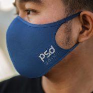 Face Mask Branding Mockup