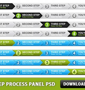 4 Step Process Panel Free PSD Web Resources, Web Elements, Step Bar, Step, SignUp, Resources, Psd Templates, PSD Sources, psd resources, PSD images, psd free download, psd free, PSD file, psd download, PSD, Process Bar, Process, Panel, Layered PSDs, GUI, Graphics, Free PSD, Elements, download psd, download free psd,