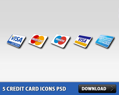 5 Credit Card Icons Free PSD Shopping Psd Templates PSD Sources psd resources PSD images psd free download psd free PSD file psd download PSD Objects Layered PSDs Icons Icon Set Icon PSD Free PSD Free Icons Free Icon download psd download free psd Credit Card Credit Buy Bank