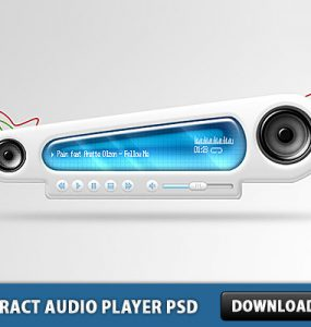 Abstract Audio Player Free PSD Speakers, Sound, Skin, Psd Templates, PSD Sources, psd resources, PSD images, psd free download, psd free, PSD file, psd download, PSD, Player Skin, Player, Objects, Music Player, Music, Mp3 Player, MP3, Modern, Layered PSDs, Icon PSD, Icon, GUI, Graphics, Free PSD, Free Icons, Free Icon, download psd, download free psd, Audio Player, Audio, Abstract,