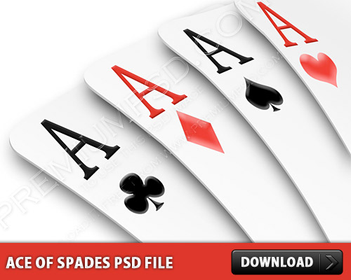 Ace Of Spades PSD file Shapes Psd Templates PSD Sources psd resources PSD images psd free download psd free PSD file psd download PSD Playing Cards Objects Layered PSDs Icon PSD Heart Graphics Game Free PSD Free Icons Free Icon download psd download free psd Cards Card Game Card Ace