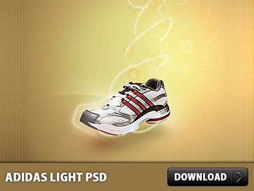 Adidas Light PSD file Streak, Shoes, Psd Templates, PSD Sources, psd resources, PSD images, psd free download, psd free, PSD file, psd download, PSD, Poster, Lighting, Light Streak, Light, Layered PSDs, Graphics, Free PSD, download psd, download free psd, Adidas,
