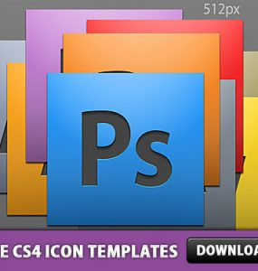 Adobe CS4 Icon PSD Templates Psd Templates PSD Sources psd resources PSD images psd free download psd free PSD file psd download PSD Layered PSDs Icons Icon Free PSD download psd download free psd CS4 Application Adobe