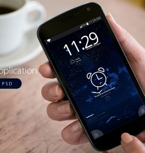 Android Alarm Application Free PSD weather, Watch, unique, Tracker, TImer, Stylish, sleep, Sleek, Simple, Resources, Resource, Quality, Psd Templates, PSD Sources, psd resources, PSD images, psd free download, psd free, PSD file, psd download, PSD, Photoshop, Phone, pack, original, Notification, Night, new, Modern, Mobile App, Mobile, lock screen, Layered PSDs, Layered PSD, home screen, Graphics, Fresh, Freebies, Freebie, Free Resources, Free PSD, free download, Free, Flat, download psd, download free psd, Download, detailed, design resource, Design, Dark, Creative, Clean, Application, App, Android, alert, alarm, Adobe Photoshop,