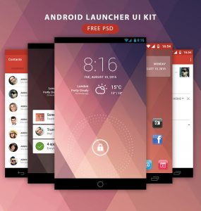 Android Launcher UI Kit Free PSD Web Resources, Web Elements, Web Design Elements, Web, UX, User Interface, unique, ui set, ui kit, UI elements, UI, Stylish, Slider, Simple, settings, Resources, Quality, Psd Templates, PSD Sources, PSD Set, psd resources, psd kit, PSD images, psd free download, psd free, PSD file, psd download, PSD, Profile, playlist, Player, Play, Photoshop, phone gui, pack, original, Notification Screen, Notification, new, Music, Modern, Mobile UI, mobile settings, mobile notification, mobile interface, mobile gui, Mobile Application, Mobile App, material design, Map, Mail, lollipop, Lock, List, Layered PSDs, Layered PSD, launcher ui, launcher psd, launcher design, launcher, Kit, Keyboard, iOS, Interface, home screen, Home, GUI Set, GUI kit, GUI, Graphics, Graphical User Interface, Gallery, Fresh, Freebies, Freebie, Free Resources, Free PSD, free download, free app, Free, Flat, Elements, download psd, download free psd, Download, detailed, Design Resources, Design Elements, Design, Creative, contacts list, Contacts, Contact Details, Clean, chat, Buttons, application PSD, Application, app ui, app psd, App, android theme, android skin, Android Lock Screen, android launcher ui kit, android launcher psd, android launcher design, android launcher, android application, android 2016, Android, Adobe Photoshop,