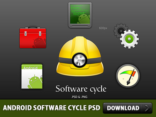 Android Software cycle PSD File Toolkit, Software, Psd Templates, PSD Sources, psd resources, PSD images, psd free download, psd free, PSD file, psd download, PSD, Objects, Maintenance, Layered PSDs, Icons, Icon PSD, Icon, Free PSD, Free Icons, Free Icon, download psd, download free psd, Developer Icon, Developer, Construction, Code, Benchmark, Application, App Icons, App, Android,