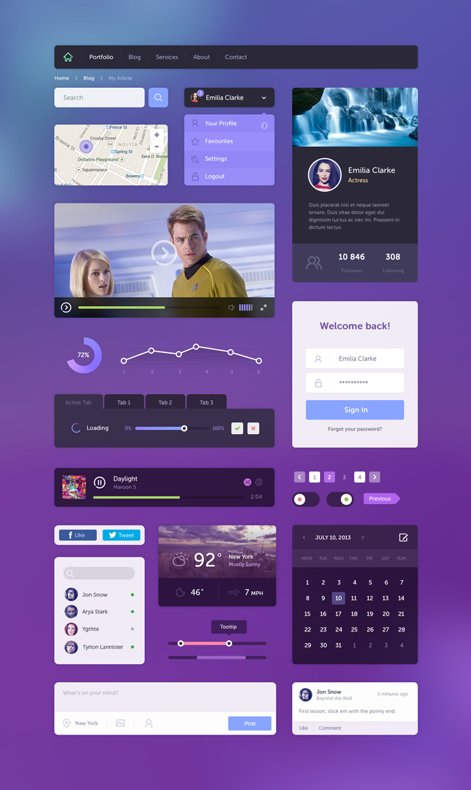 Awesome Flat Web UI Elements Kit PSD windows, website navigation, Web Resources, Web Menu, Web Elements, Web Design Elements, Web, weather widget, Video Player, Video, user navigation, user list, User Interface, unique, ui set, ui kit, UI elements, UI, toggles, Tags, tabs, tabbed loader, Stylish, Sliders, Slider, set, search field, Resources, Quality, purple, profile widget, profile dropdown, Player, pagination, pack psd, original, new, Navigation Bar, Navigation, Navi, navbar, Music Player, Music, Modern, metro, Menu, Map, like button, Interface, hi-res, HD, GUI Set, GUI kit, GUI, Graphical User Interface, Fresh, free download, Free, flat ui kit, flat ui, Flat, Elements, Download, detailed, Design Resources, Design Elements, Design, Dark, Creative, Clean, Calendar, Buttons, blog post, bar graph, Bar, 8,