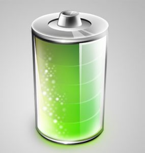 Battery PSD file PSD, Objects, Layered PSDs, Battery,