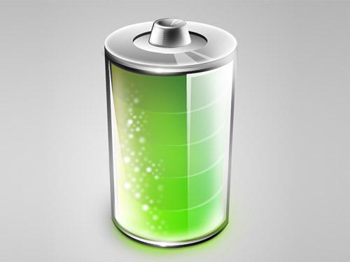 Battery PSD file PSD, Objects, Layered PSDs, Battery,
