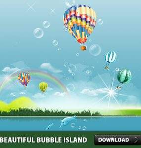 Beautiful Bubble Island PSD file Trees Sky Psd Templates PSD Sources psd resources PSD images psd free download psd free PSD file psd download PSD Photo Manipulation Objects Nature Layered PSDs Island Graphics Free PSD download psd download free psd Bubble Beautiful Baloon