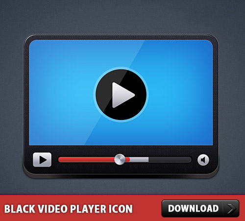 Black Video Player Icon PSD Web Resources, Video Player, Video, Resources, Psd Templates, PSD Sources, psd resources, PSD images, psd free download, psd free, PSD file, psd download, PSD, Player, Movie, Modern Icon, Modern, Layered PSDs, Icons, Icon PSD, Icon, Glossy, Free PSD, Free Icons, Free Icon, download psd, download free psd, Black,