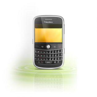 Blackberry Bold PSD